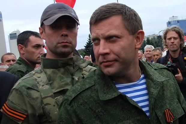 """""""Это будет последнее наступление"""": Захарченко вновь начал угрожать захватить Киев"""