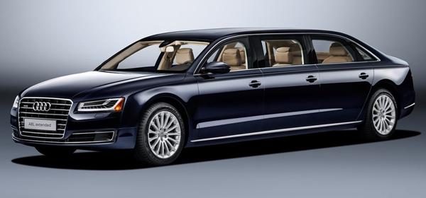 Audi собирается создать конкурента Maybach
