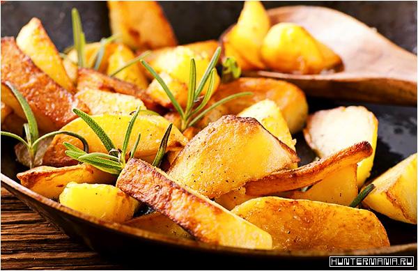 Как пожарить идеальную картошку