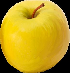 яблоки желтые