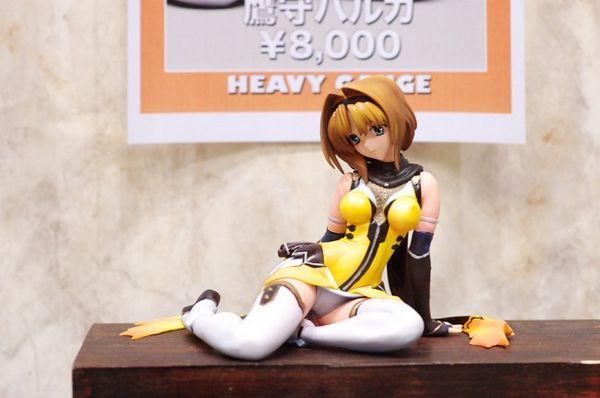 Эротические скульптуры манга на фестивале в Японии (фото)