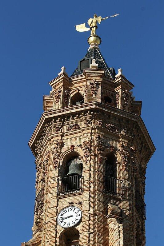 Антекера. Церковь Святого Себастьяна (Iglesia de San Sebastián)