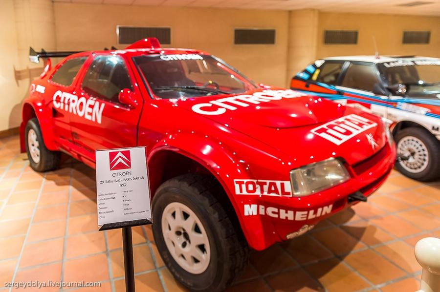 46. Citroen 1993-го, который прошел Дакар того же года.