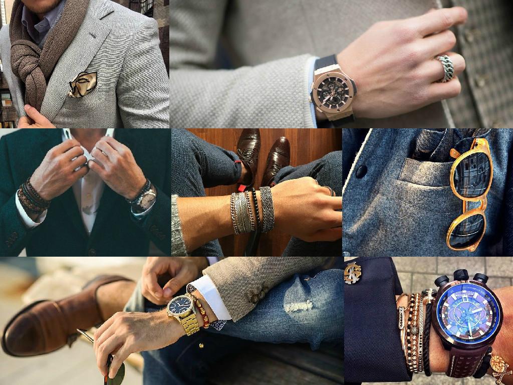 Наручные часы — главный аксессуар современного мужчины (1 фото)