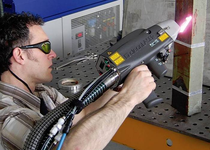 Прибор CleanLaser CL-1000. Инженеры немецкой компании CleanLaser разработали устройство, которое изб