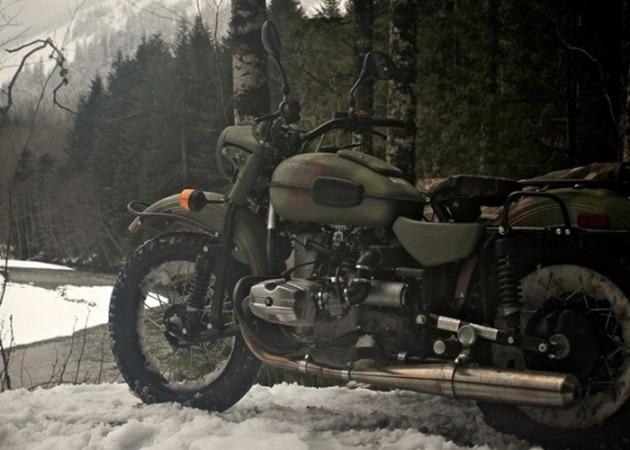 Люди уходят, металл ржавеет, а суровый характер, вполне сравнимый с «духом свободы» Harley-Davidson,