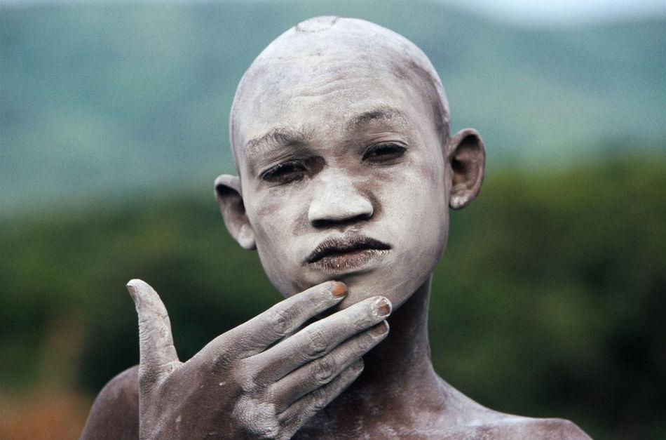 Яркие снимки о том, как выглядит высокая мода в Африке