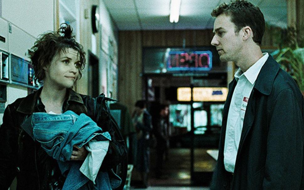Риз Уизерспун в роли Марлы Сингер, «Бойцовский клуб». Еще один невероятный факт: главную женскую рол