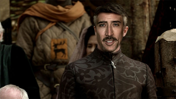 Лорд Петир Бейлиш (Мизинец).