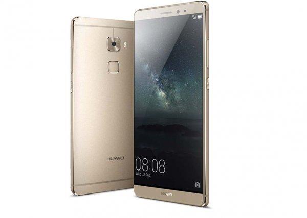 Компания Huawei стала 3-й поитогам продаж телефонов