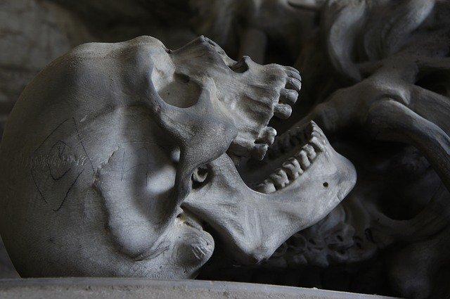 Ученые научились определять причину смерти позубам