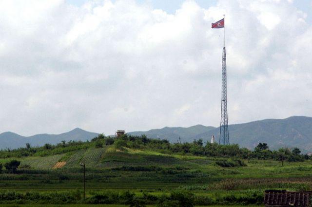 Южная Корея иСША «ударили» поядерным объектам КНДР