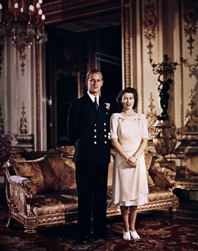 Elizabeth II, 1947
