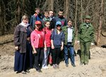14 мая в Озёрском благочинии прошла экологическая акция Лес Победы. В ней приняли участие молодёжные организации городского округа Озёры, экологическая волонтёрская группа Озёрского благочиния.