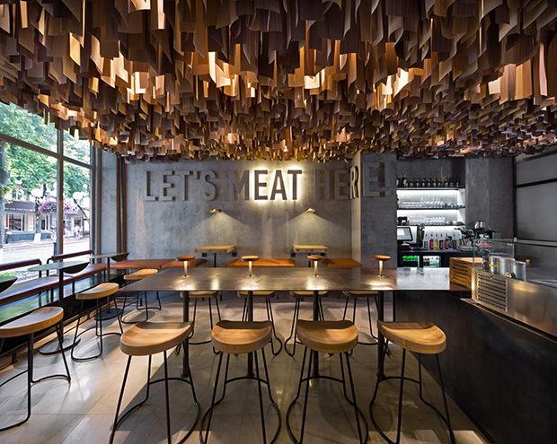 Shade Burger by YOD Design Studio