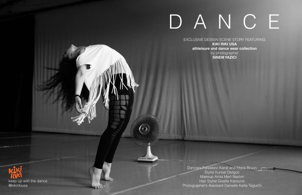 DANCE story captured by New York based Fashion and Celebrity photographer SINEM YAZICI for DESIGN SC