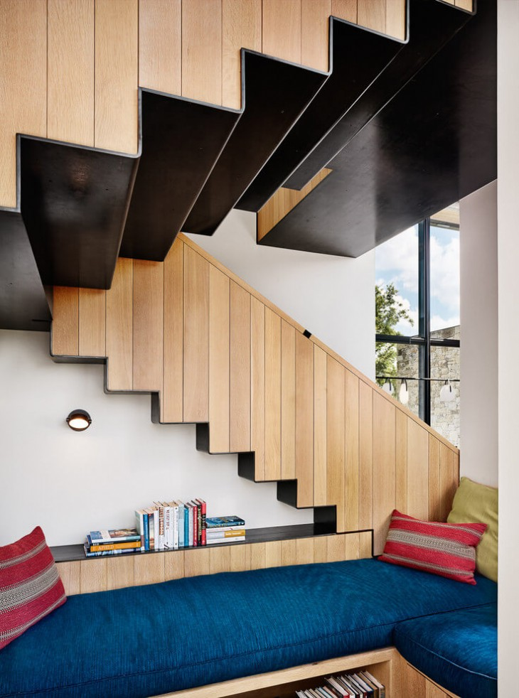 Texas Residence by Michael Hsu Architects & Laura Roberts Design