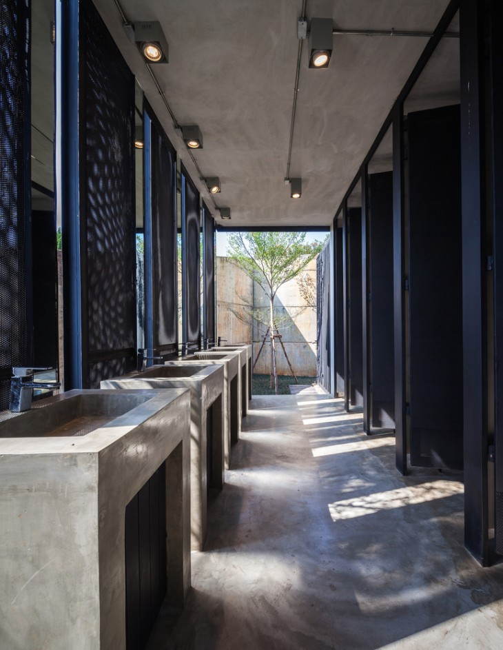 Choui Fong Tea Cafe by IDIN Architects