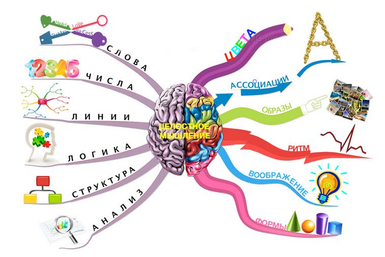 интеллект-карты для работы и бизнеса