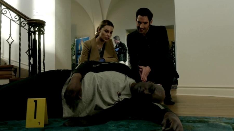 Актеры и персонажи эпизода 1.11 St. Lucifer сериала «Люцифер»
