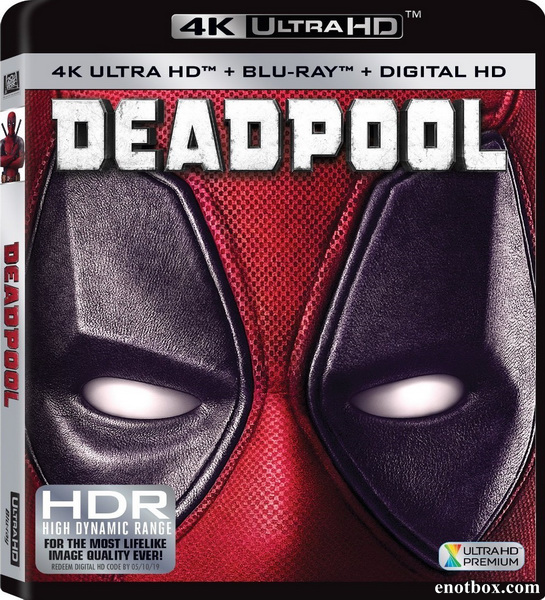 Дэдпул / Deadpool (2016/BD-Remux/BDRip/HDRip) + UltraHD 4K