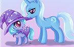 Литл Пони добывают сокровища (Little Pony Craft)
