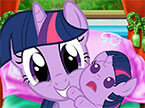 ���� ���� �������� ������ ������ (MLP Twilight birth)