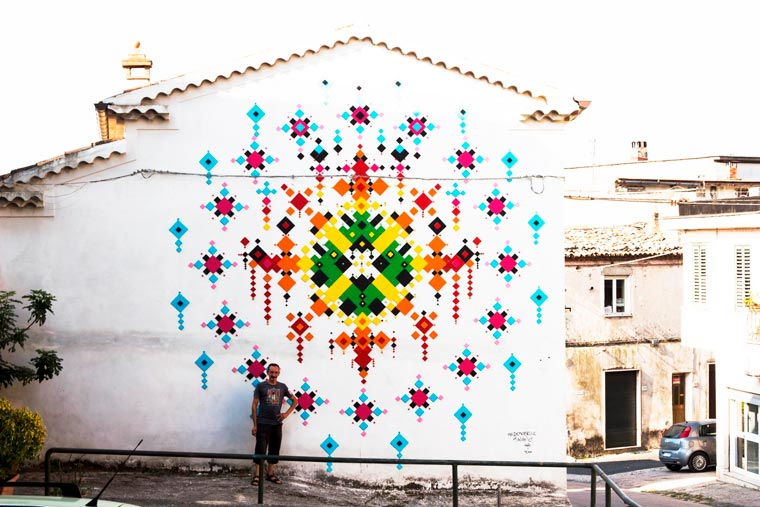 Origami Street Art - The latest creations from Mademoiselle Maurice