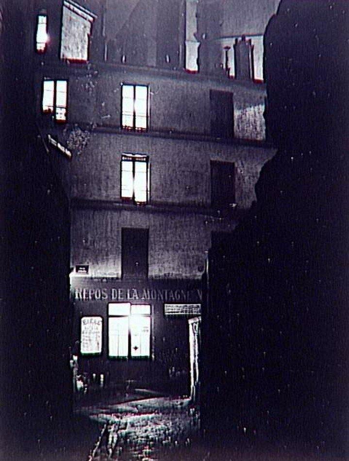 1932. Дома на Рю Вилин