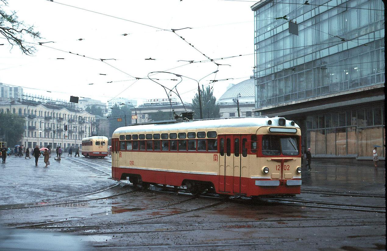 Киев. Площадь Победы