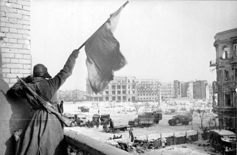 «Комсомольская правда», 3 февраля 1943 года