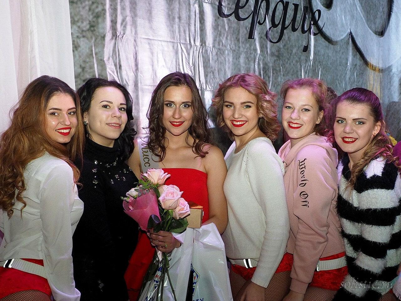 164 Мисс Стальное Сердце 2017