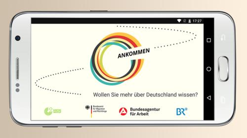 В Германии разработали «миграционное» приложение