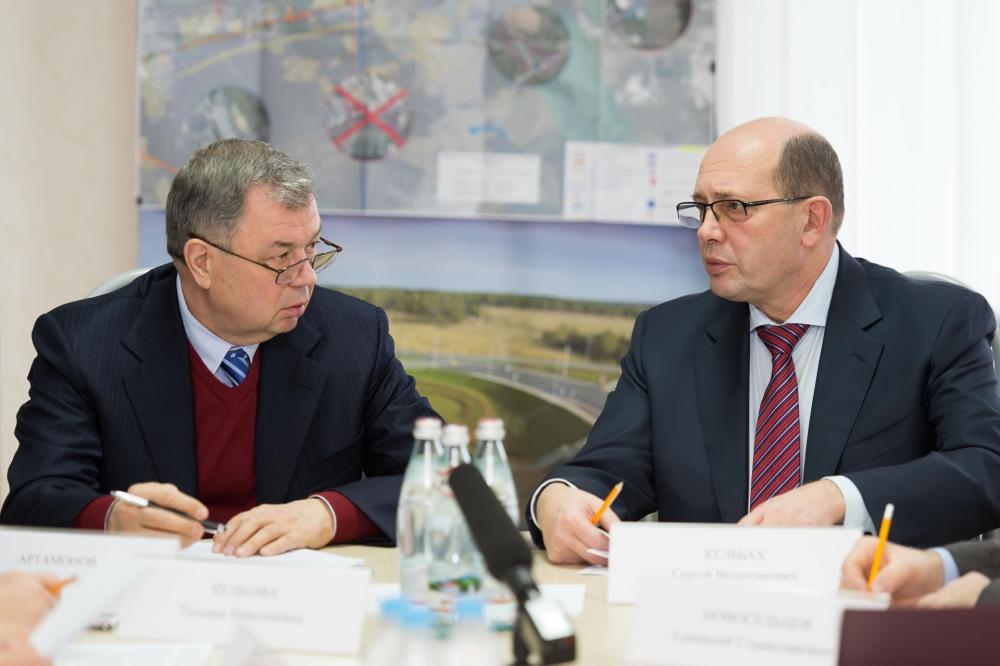 Реконструкция автомобильной дороги М3 «Украина» продолжится на участке 65-124 километр