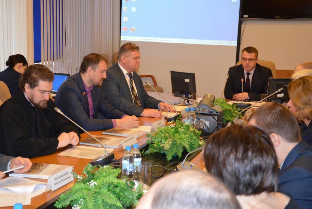 На Совете по деятельности национальных объединений Калужской области: Наш курс – единая российская нация