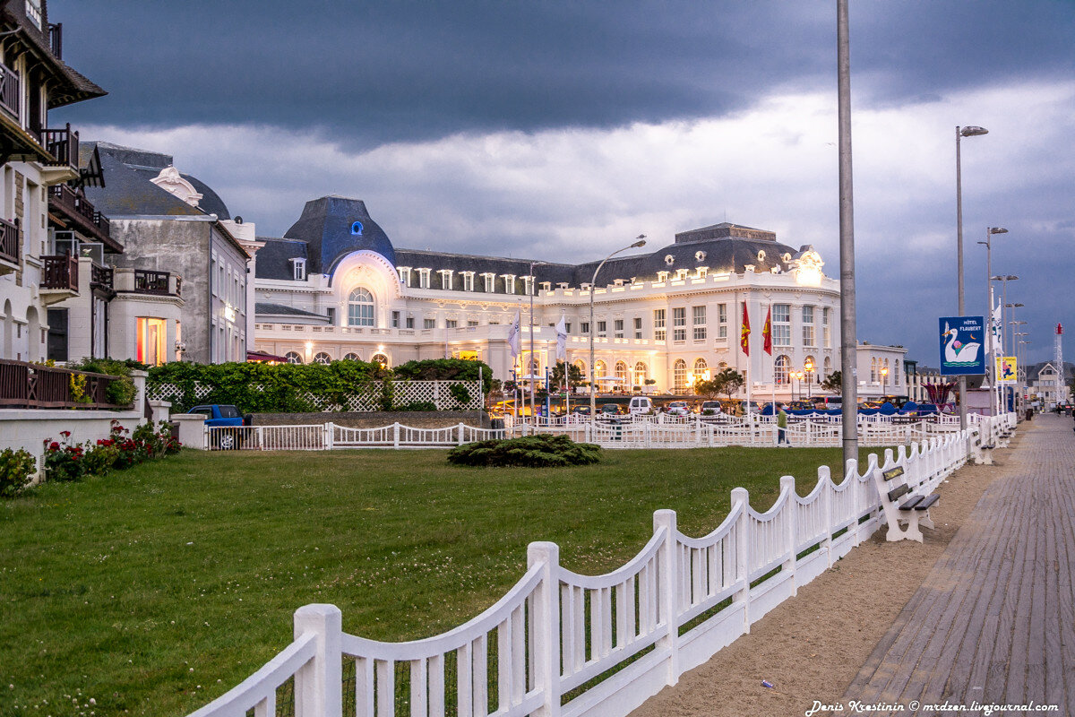 Le Casino Barriere de Trouville