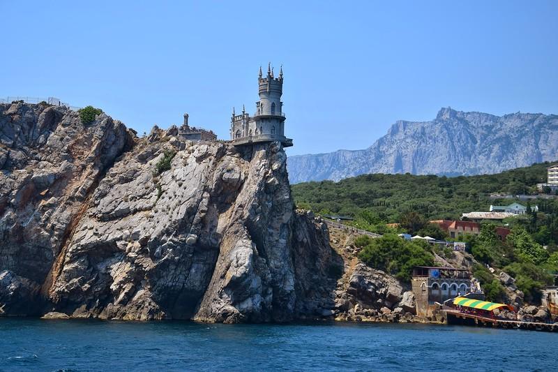 О пользе Крыме в ролике от властей полуострова