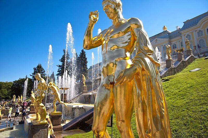 Определена десятка самых романтических городов России