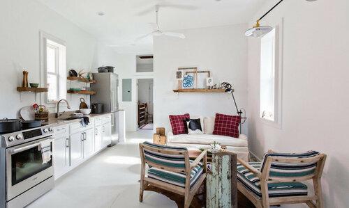 Маленький дом для людей с низкими доходами