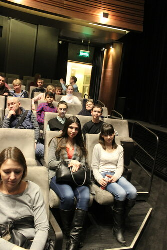 7 б в театре