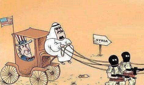 Bildergebnis für Al Qaida supported by usa