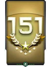 РЕК-набор за Спартанский Ранг - 151