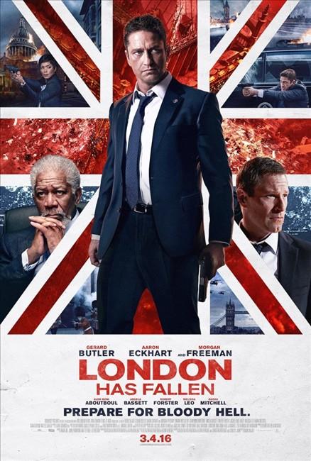����� ������� ������� / London Has Fallen (2016)