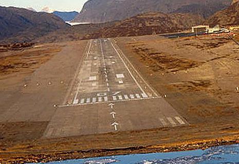 ТОП Самые опасные аэропорты мира (фото 12)