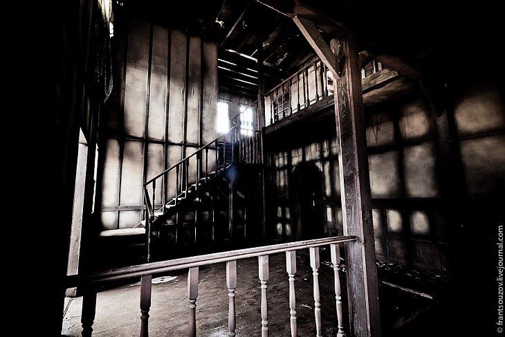 …И вид со второго этажа: