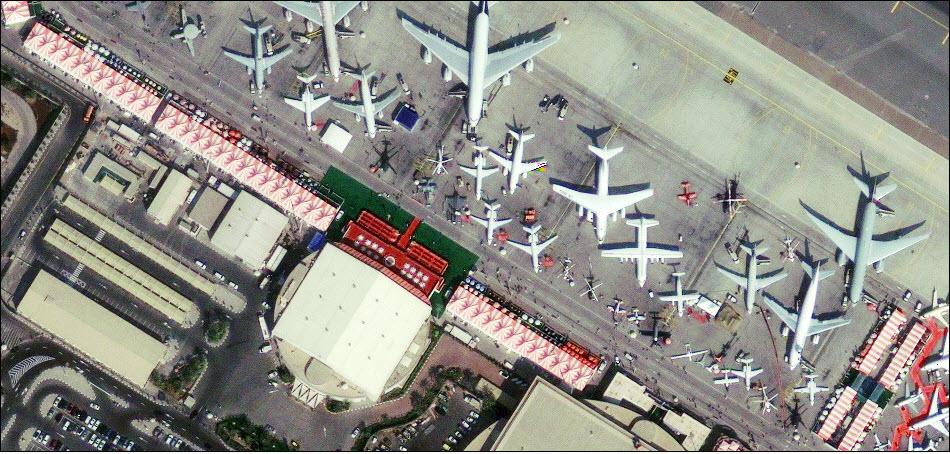 1. Международный аэропорт в Дубаи.