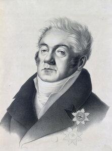 Гурьев Дмитрий Александрович, Граф