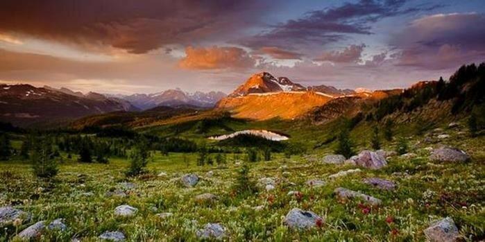 50 дивовижних пейзажних фотографій Канади