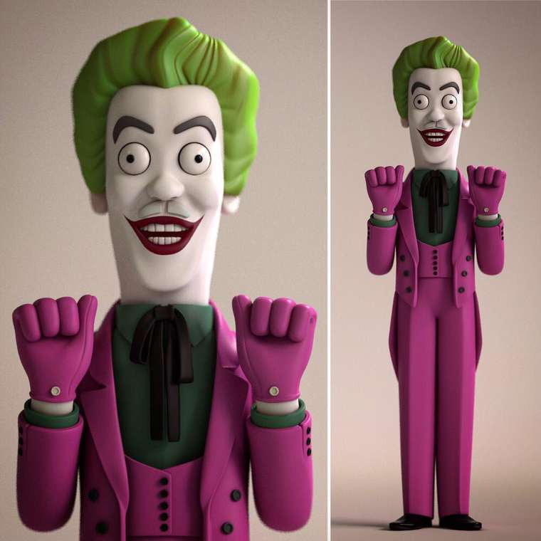 Vinyl Idolz - New awesome figurines inspired by pop culture!