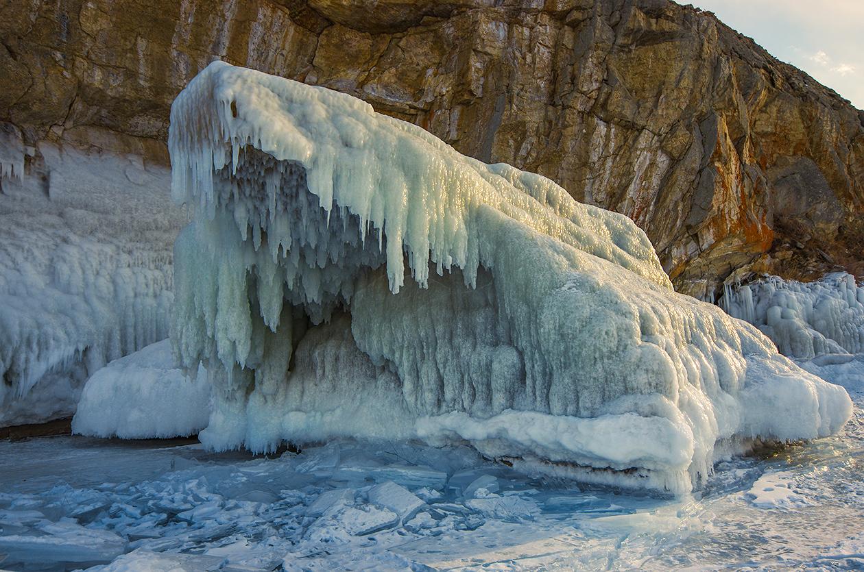 Ледяной зверь